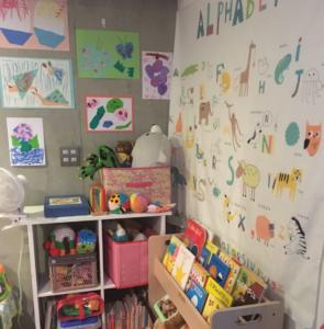 childroom,book