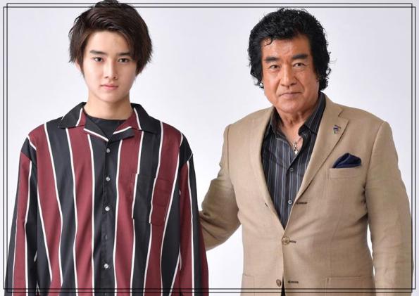 Fujioka,son