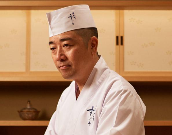 Takaaki,Sugita,sushi