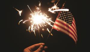 America,firework