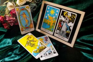 tarot,photo